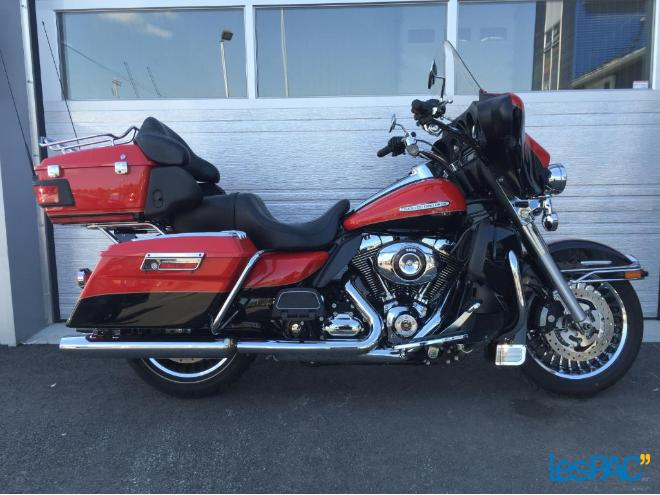 46803899 Harley Davidson FLHTK ELECTRAGLIDE LIMITED 2010