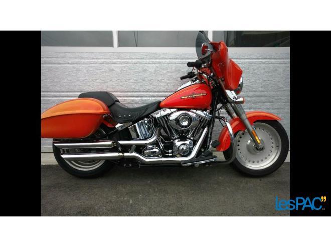 46796152 Harley Davidson FLSTF FAT BOY 2012