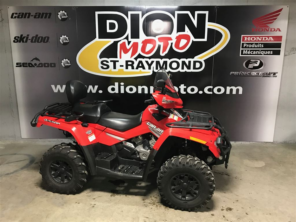 29272 Can-Am Outlander Max 500 XT 2007