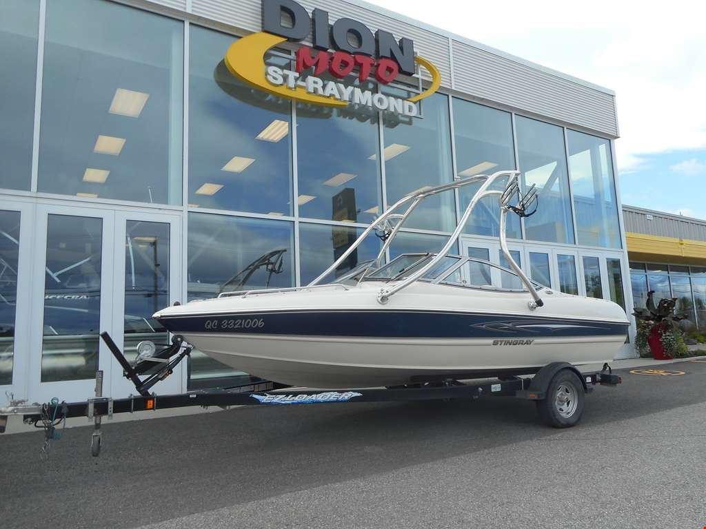 29288 Stingray Boat Co 185LX 2011