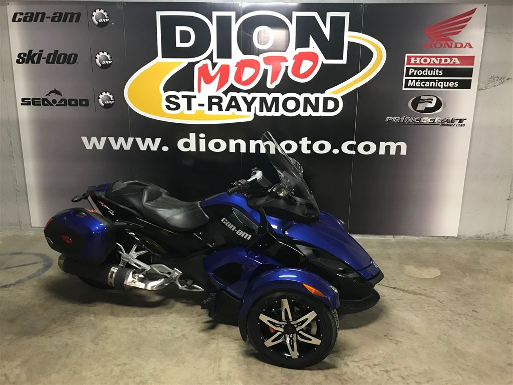 301612 Can-Am Spyder RS SE5 2010