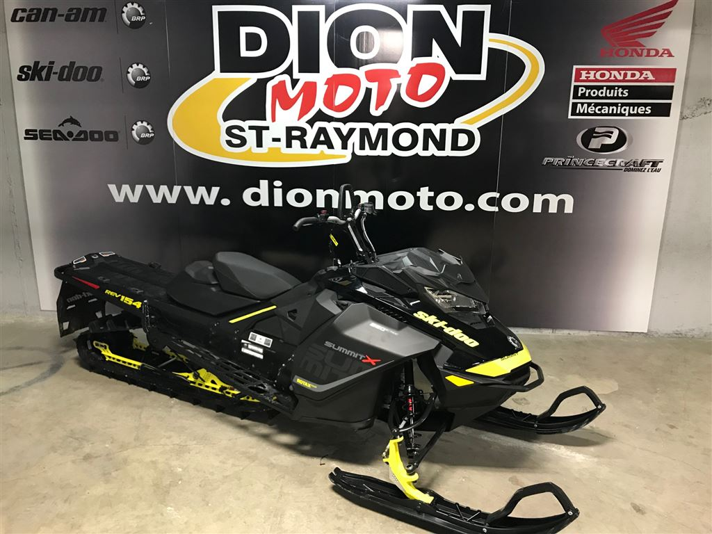 Ski-Doo Summit X 154 850 2017